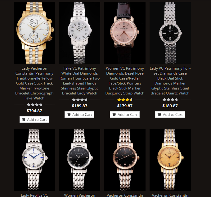 best replica vacheron constantin watches