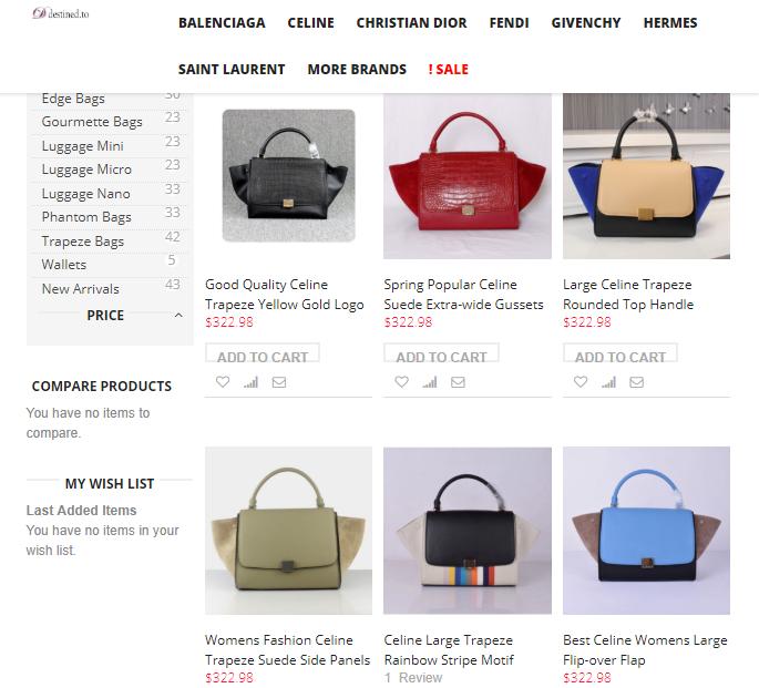 best quality replica celine bags usa