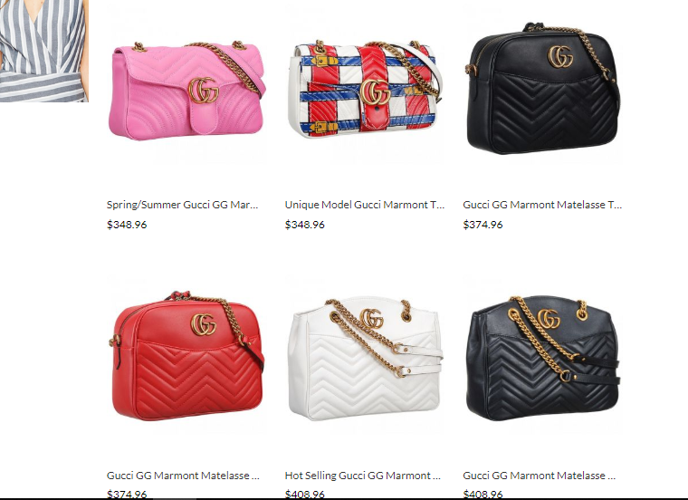 best  replica gucci GG Marmont bags sale